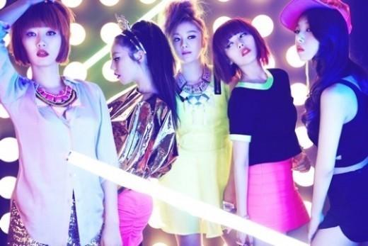 Wonder Girls Tops Billboard K-Pop Chart, f(x) 2nd!