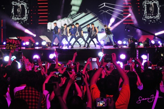 Music Bank Takes Over Hong Kong