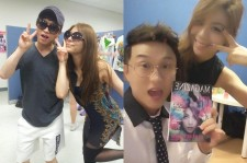 park sung kwang with ailee