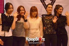 EvoL Meets Local Media For 'EvoL First Showcase in Malaysia' - Sept 25, 2014 [PHOTOS]