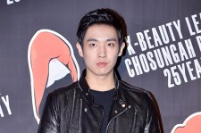 MBLAQ's Lee Joon at K-beauty Leader Chosungah Beauty 25th Anniversary Party