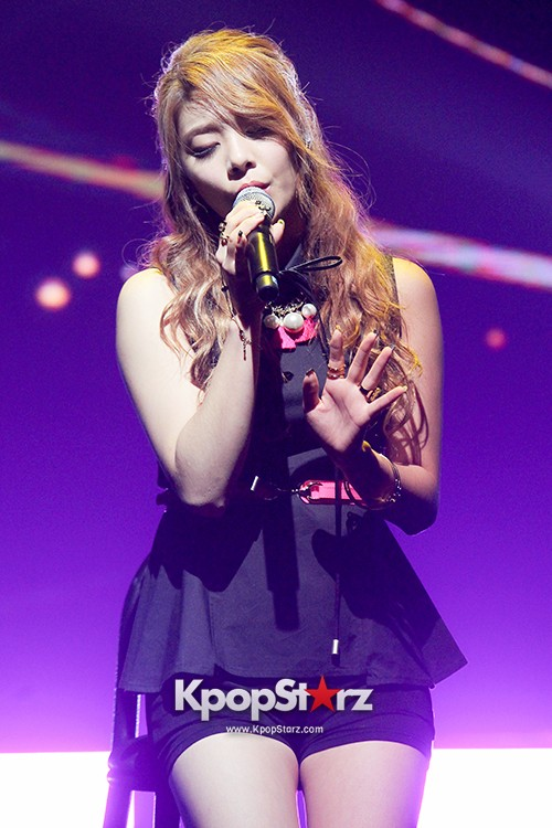 Ailee Holds a Comeback Showcase for Her New Mini Album Magazine[Performanc1]key=>1 count10