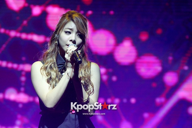 Ailee Holds a Comeback Showcase for Her New Mini Album Magazine[Performanc1]key=>3 count10