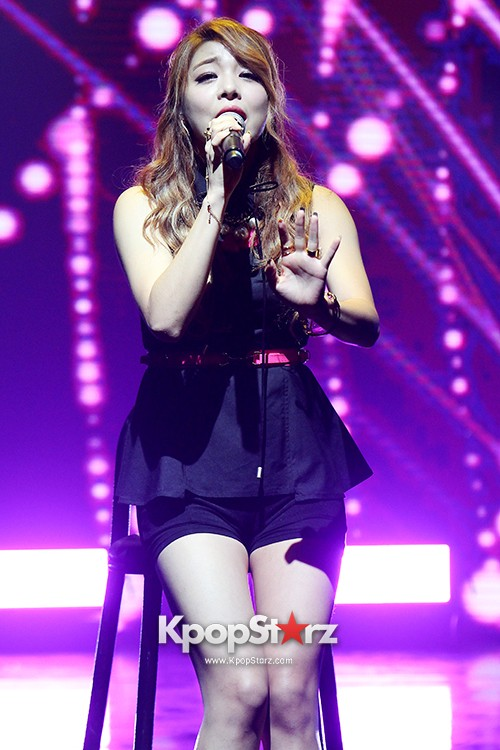 Ailee Holds a Comeback Showcase for Her New Mini Album Magazine[Performanc1]key=>4 count10