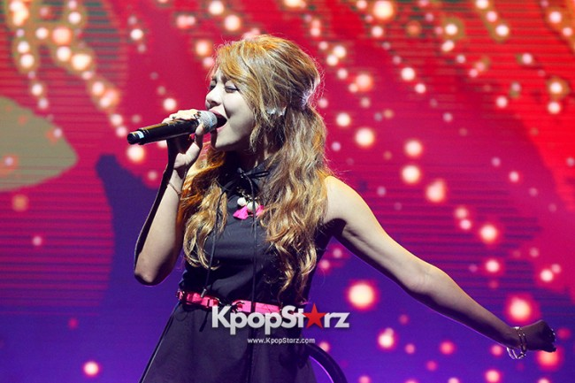 Ailee Holds a Comeback Showcase for Her New Mini Album Magazine[Performanc1]key=>6 count10