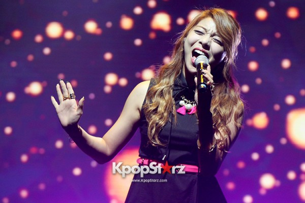 Ailee Holds a Comeback Showcase for Her New Mini Album Magazine[Performanc1]key=>0 count10