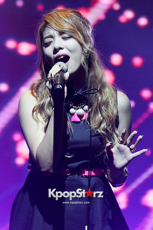Ailee Holds a Comeback Showcase for Her New Mini Album Magazine[Performanc1]key=>8 count10