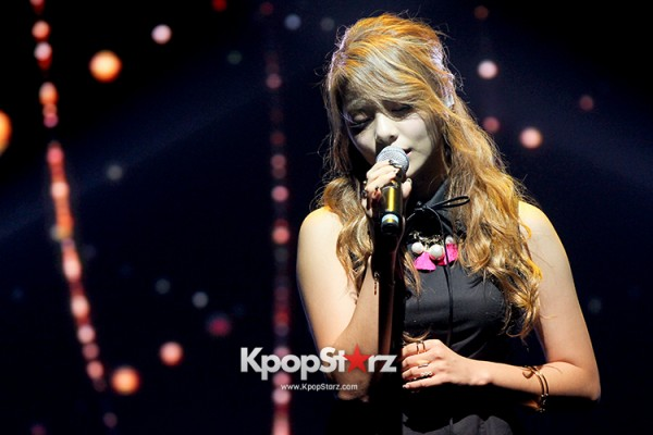 Ailee Holds a Comeback Showcase for Her New Mini Album Magazine[Performanc1]key=>9 count10