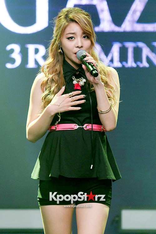 Ailee Holds a Comeback Showcase for Her New Mini Album Magazine[Performanc2] key=>4 count13