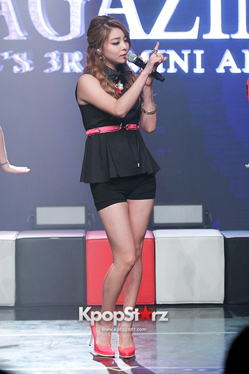 Ailee Holds a Comeback Showcase for Her New Mini Album Magazine[Performanc2] key=>6 count13