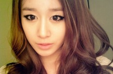 t-ara jiyeon couldn't attend music core
