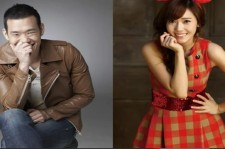 Jessica and Kim Jin Pyo