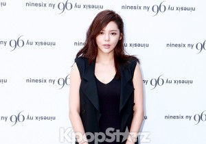 Park Si Yeon Looks Beautiful at 96ny 12' F/W New Collection with Chris Han