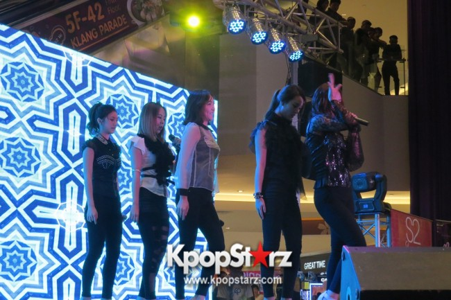 EvoL Holds First Showcase in Malaysia - Sept 27, 2014 [PHOTOS]key=>6 count47