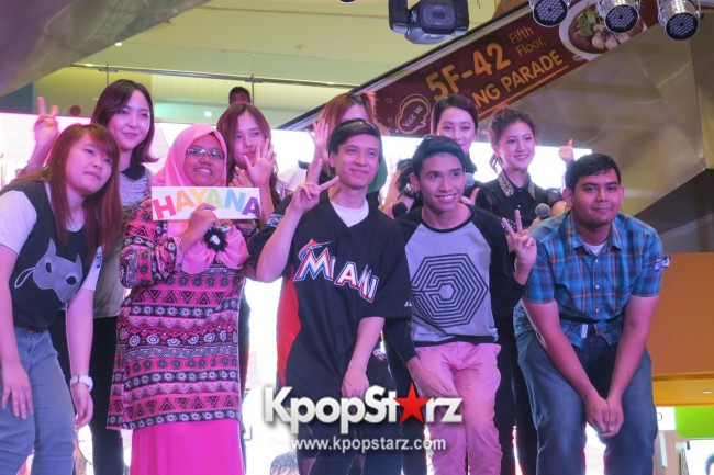 EvoL Holds First Showcase in Malaysia - Sept 27, 2014 [PHOTOS]key=>11 count47