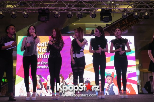 EvoL Holds First Showcase in Malaysia - Sept 27, 2014 [PHOTOS]key=>25 count47
