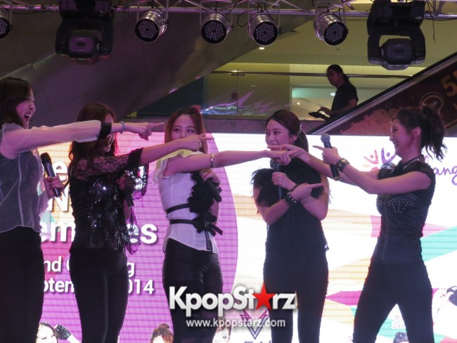 EvoL Holds First Showcase in Malaysia - Sept 27, 2014 [PHOTOS]key=>28 count47