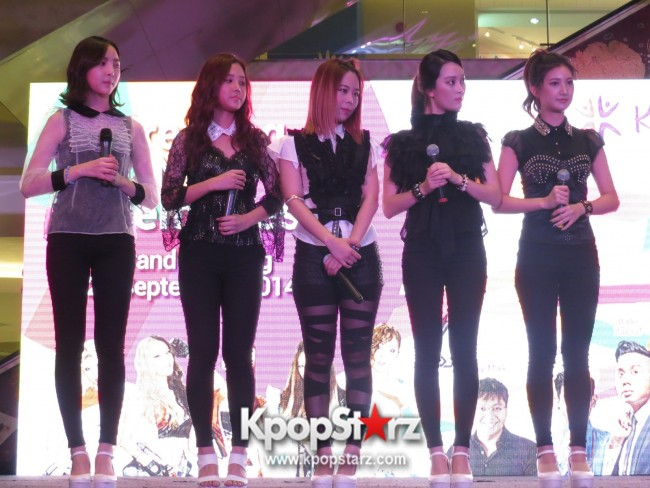 EvoL Holds First Showcase in Malaysia - Sept 27, 2014 [PHOTOS]key=>33 count47