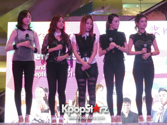 EvoL Holds First Showcase in Malaysia - Sept 27, 2014 [PHOTOS]key=>34 count47
