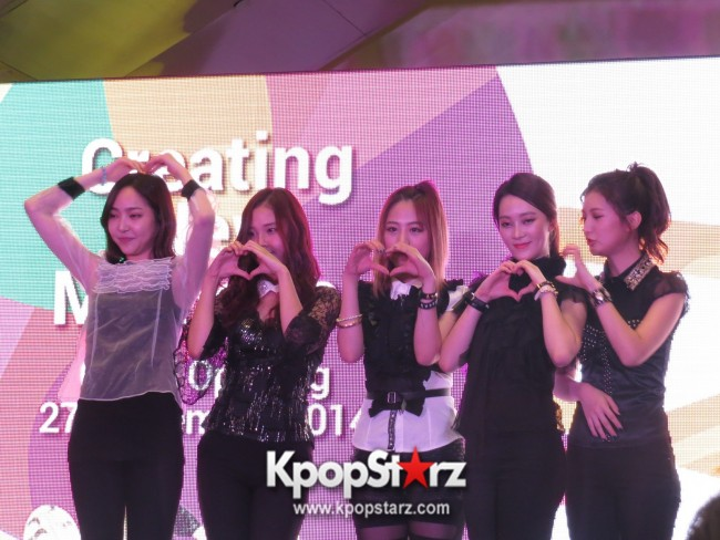 EvoL Holds First Showcase in Malaysia - Sept 27, 2014 [PHOTOS]key=>35 count47