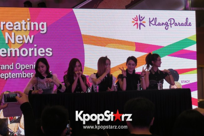 EvoL Holds First Showcase in Malaysia - Sept 27, 2014 [PHOTOS]key=>39 count47
