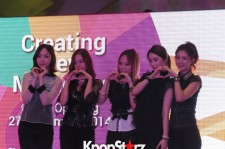 EvoL Holds First Showcase in Malaysia - Sept 27, 2014 [PHOTOS]