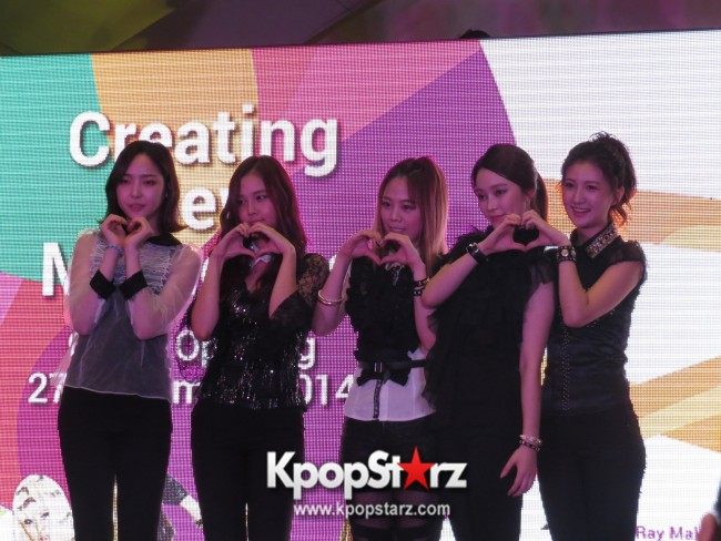 EvoL Holds First Showcase in Malaysia - Sept 27, 2014 [PHOTOS]key=>0 count47