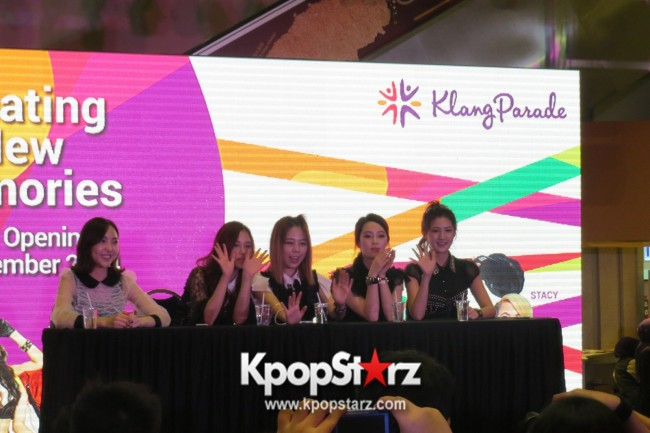 EvoL Holds First Showcase in Malaysia - Sept 27, 2014 [PHOTOS]key=>40 count47