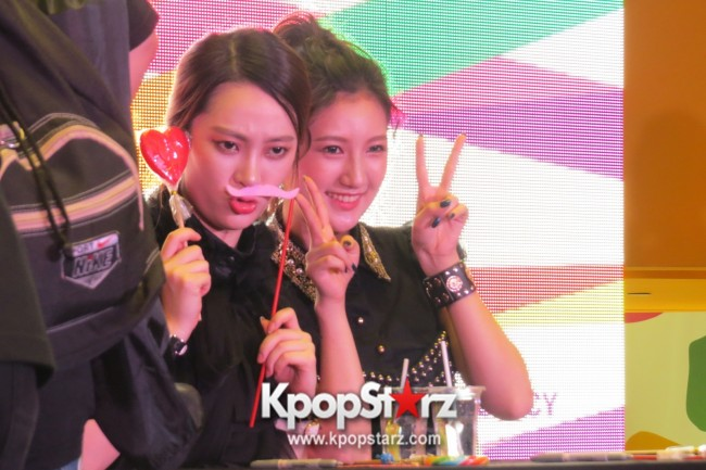 EvoL Holds First Showcase in Malaysia - Sept 27, 2014 [PHOTOS]key=>42 count47