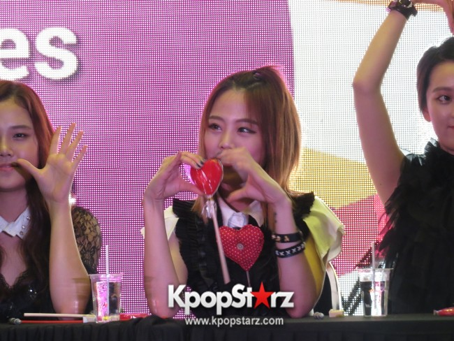EvoL Holds First Showcase in Malaysia - Sept 27, 2014 [PHOTOS]key=>46 count47