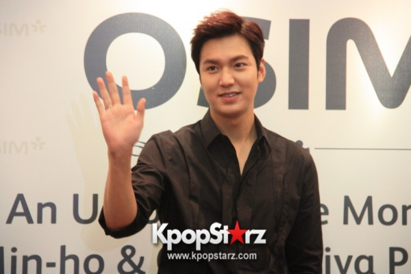 Lee Min Ho Attends Fan Meet & Greet Session with OSIM uDiva in Malaysia - Sept 28, 2014 [PHOTOS]key=>1 count25