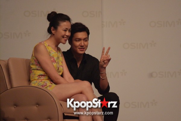 Lee Min Ho Attends Fan Meet & Greet Session with OSIM uDiva in Malaysia - Sept 28, 2014 [PHOTOS]key=>15 count25