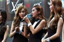 Girls' Generation Jessica's Last Interview At KCON
