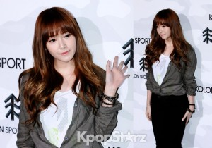 Jessica(SNSD) Attends Kolon Sports 2012 F/W Fashion Show [10 PHOTOS]