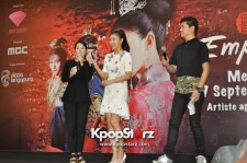 Korean Actress Ha Ji Won Promotes Empress Ki At Open Meet & Greet Session In Singapore [PHOTOS]