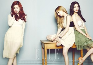 TaeTiSeo Lovely in Elle Girl Magazine [ 9 PHOTOS ]