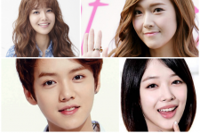 Jessica, Luhan, Sooyoung, Sulli