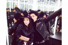Dara and Taeyang