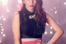 Ailee in her video for her hit song