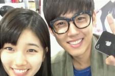 Suzy and Baek Sung Hyun