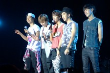 The group concluded the show on a happy note, leaving BANAs with many memories.