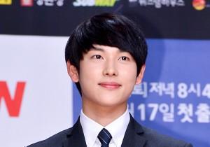 ZEA's Im Siwan at tvN Drama 'Misaeng'Press Conference