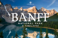 This Timelapse Of Banff National Park Will Mesmerize You