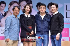 Celebrities at CGV Star Live Talk of Upcoming Film 'My Love, My Bride'