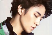 Eco-Friendly Concept Photos of 2PM Junho for Magazine 'L'Officiel Hommes' [ 8PHOTOS ]
