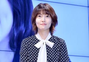 Shim Eun Kyung at a Press Conference of Upcoming Drama 'Tomorrow Cantabile'