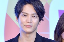 Joo Won at a Press Conference of Upcoming Drama 'Tomorrow Cantabile'