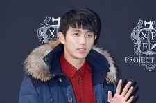 2AM's Lim Seulong Attends a Project FOCE Launching Show Event