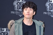 Jang Hyuk Attends a Project FOCE Launching Show Event