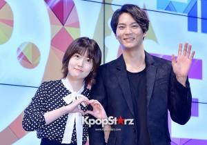 Joo Won at a Press Conference of Upcoming Drama 'Tomorrow Cantabile'